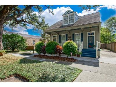 New Orleans Single Family Home For Sale: 1019 Opelousas Avenue