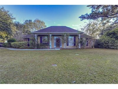 Slidell Single Family Home Pending Continue to Show: 214 Rue Carroll Drive
