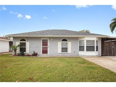 Marrero Single Family Home Pending Continue to Show: 3832 Jamie Lynn Drive