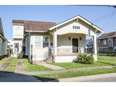 New Orleans Multi Family Home For Sale: 3901 General Taylor Street