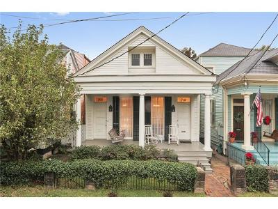 Single Family Home For Sale: 708-710 Eleonore Street