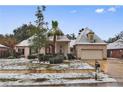 Single Family Home For Sale: 771 Claire Drive