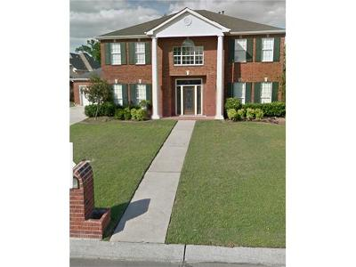 Marrero Single Family Home For Sale: 21 Nottoway Drive