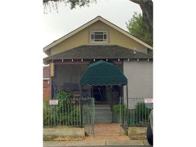Single Family Home For Sale: 1130 Huey P Long Avenue