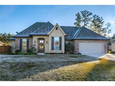 Madisonville Single Family Home For Sale: 152 Faye Daye Drive