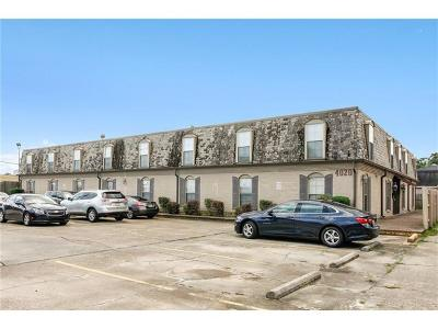 Metairie Condo For Sale: 4020 Rye Street #4