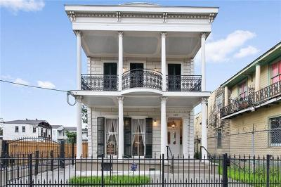 New Orleans Condo For Sale: 1423 N Claiborne Avenue #B