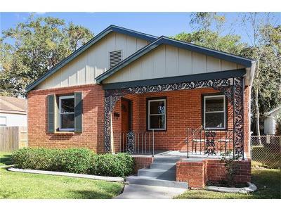Jefferson Single Family Home For Sale: 619 Julius Avenue