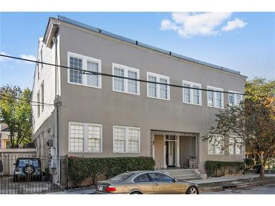 New Orleans Condo For Sale: 1454 St Mary Street #4