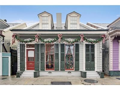 New Orleans Condo For Sale: 818 Ursulines Avenue #1/2