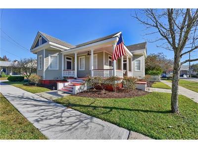 Madisonville Single Family Home For Sale: 301 St Joseph Street