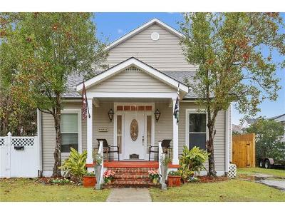 Metairie Single Family Home For Sale: 709 Codifer Boulevard