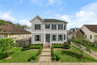New Orleans Single Family Home For Sale: 859 Chapelle Street