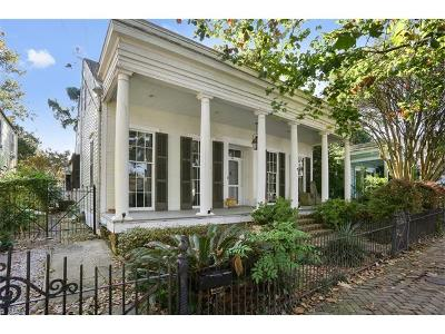 New Orleans Single Family Home For Sale: 821 Louisa Street