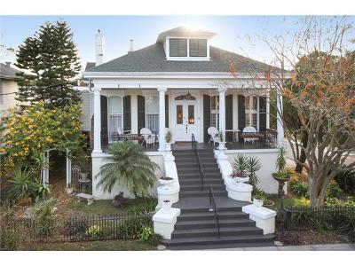 New Orleans Single Family Home For Sale: 7938 Nelson Street