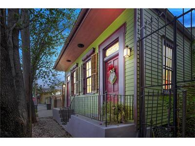 New Orleans Single Family Home For Sale: 829 Frenchmen Street