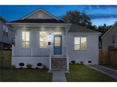New Orleans Single Family Home For Sale: 5760 Wingate Drive