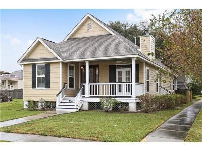 New Orleans Single Family Home For Sale: 750 Conrad Street