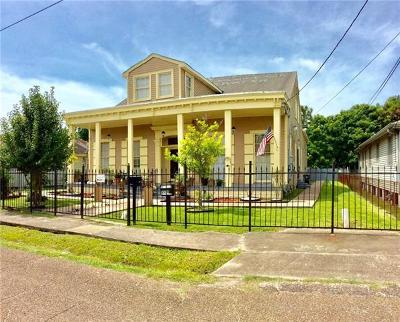 New Orleans Multi Family Home For Sale: 5330 Dauphine Street