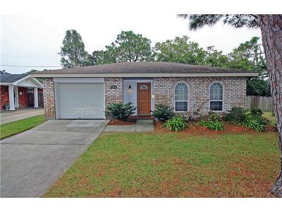 Metairie Single Family Home For Sale: 3301 Tartan Drive