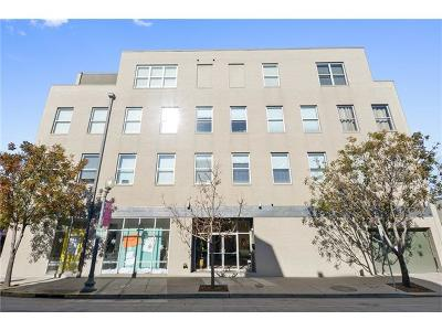 New Orleans Condo For Sale: 835 Julia Street #6