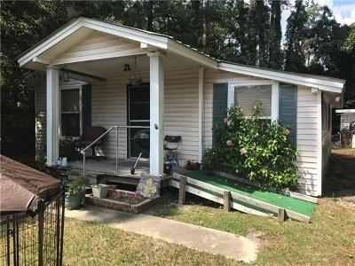 Single Family Home For Sale: 822 Coffee Street