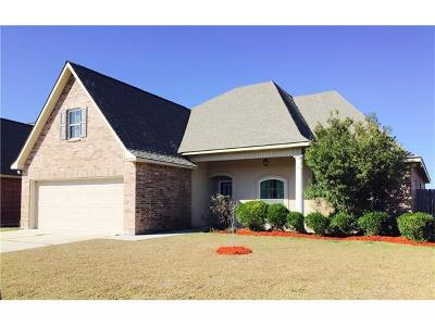 Madisonville Single Family Home For Sale: 40343 Maison Lafitte Boulevard