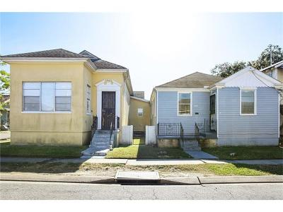 New Orleans Multi Family Home For Sale: 1846 N Rocheblave Street