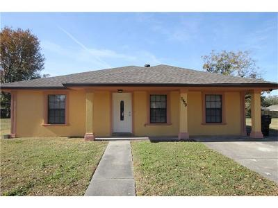 New Orleans Single Family Home For Sale: 7450 Crestmont Road