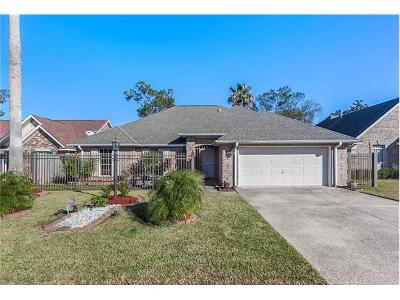 Marrero Single Family Home Pending Continue to Show: 2529 Crestridge Circle