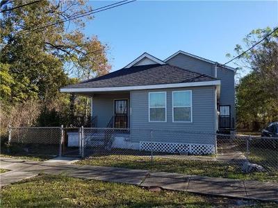 New Orleans Single Family Home For Sale: 3719 St Ferdinand Street