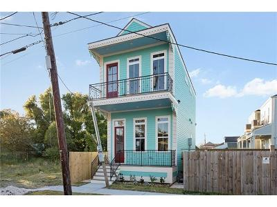 New Orleans Single Family Home For Sale: 327 N Miro Street