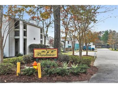 Mandeville Condo For Sale: 100 Parkview Boulevard #304
