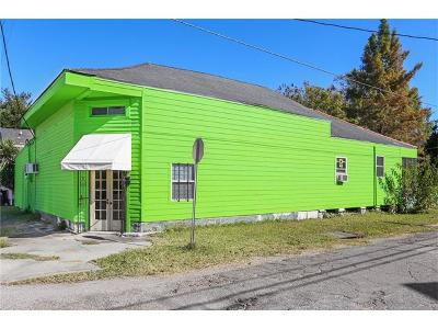 New Orleans Multi Family Home For Sale: 401 Adams Street