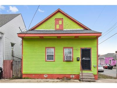 New Orleans Single Family Home For Sale: 2339 Urquhart Street
