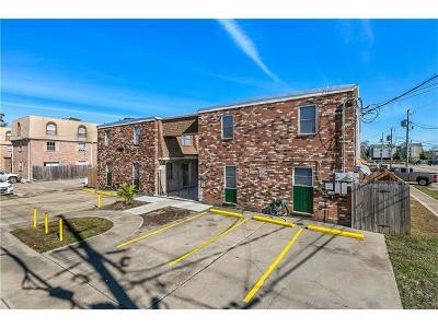 Metairie Multi Family Home For Sale: 2501 Houma Boulevard