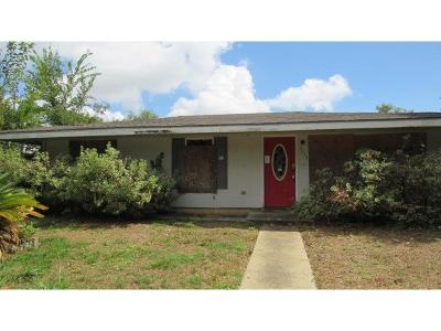 New Orleans Single Family Home For Sale: 4843 Arthur Drive