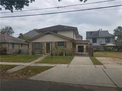 New Orleans Single Family Home For Sale: 278 W Robert E Lee Boulevard