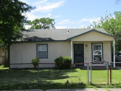 New Orleans LA Single Family Home For Sale: $81,900