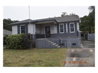 New Orleans Single Family Home For Sale: 1483 Mirabeau Avenue
