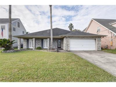 Metairie Single Family Home For Sale: 5312 Caryota Drive