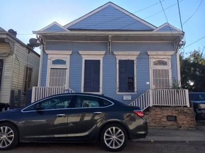 New Orleans Multi Family Home For Sale: 2612 Third Street