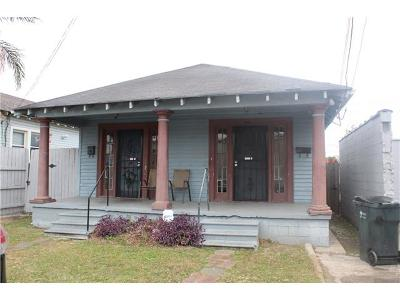 New Orleans Multi Family Home For Sale: 4513 Thalia Street