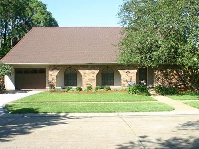 Metairie Single Family Home Pending Continue to Show: 1609 Butternut Avenue