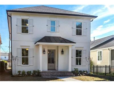 New Orleans Single Family Home For Sale: 5971 Marshall Foch Street