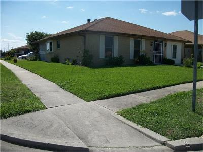 New Orleans Single Family Home For Sale: 5500 Holley Lane