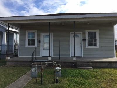 Marrero Multi Family Home For Sale: 429 Wilson Road