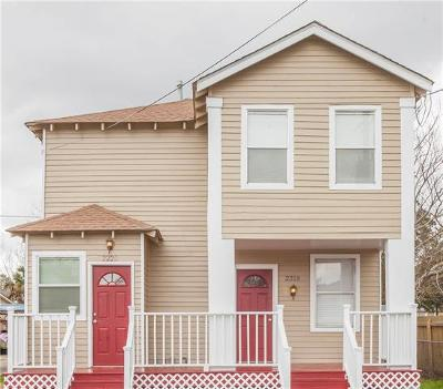 New Orleans Multi Family Home For Sale: 2218 Lafreniere Street