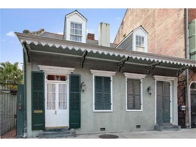 New Orleans Condo For Sale: 1008 St Peter Street #1008