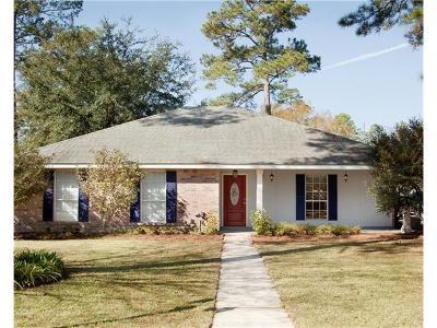 Single Family Home For Sale: 2368 Rue Pickney